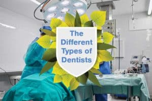 types of dentist